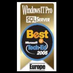 Winner Microsoft Tech Ed 2005, Mobile Computing