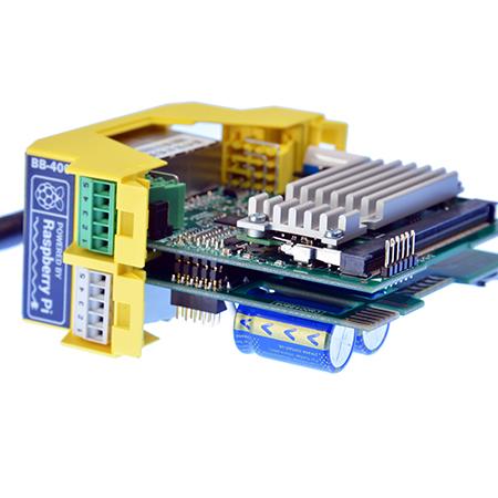 Neuron Edge Industrial Controller - 8 DIO + RS232/422/485