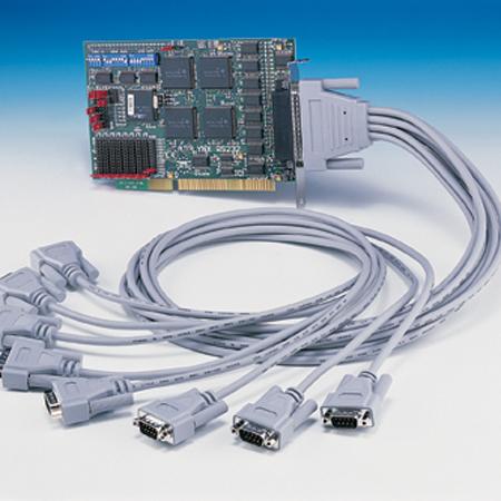 cc 098 at lynx 8 port rs232 8x9 pin