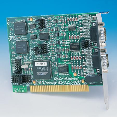 cc 164 at dual opto rs422 485