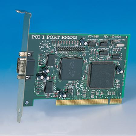 cc 246 pci 1 port rs232 card