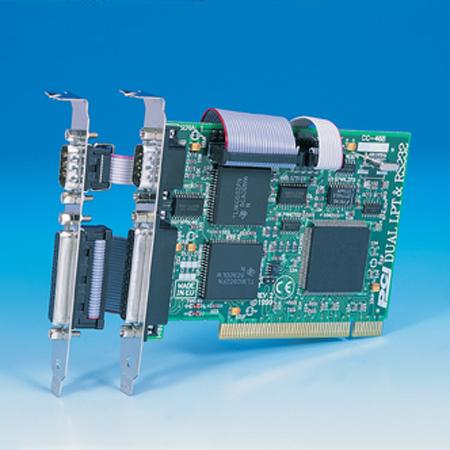 cc 468 pci dual lpt printer port rs232