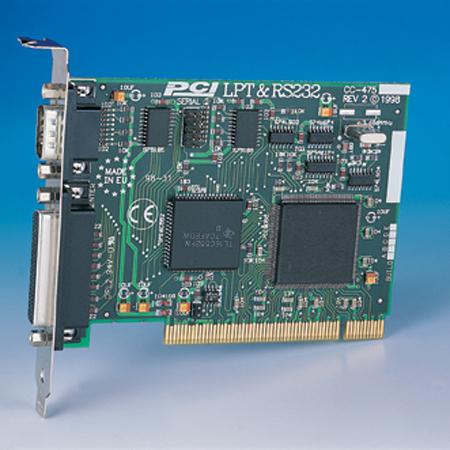 cc 475 pci lpt printer port rs232