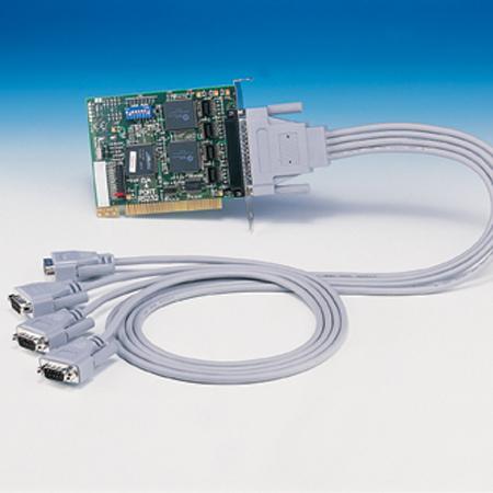 cc 574 at photon quad rs232 4x9 pin