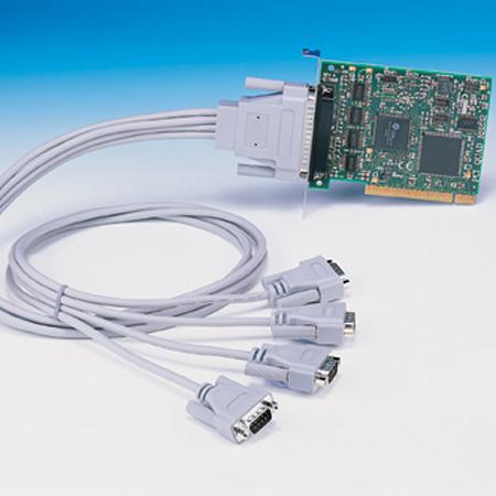 cc 618 pci photon quad rs232 4x9 pin