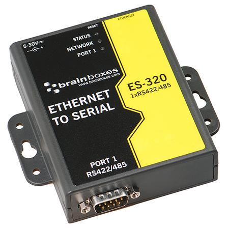 es 320 ethernet 1 port rs422 485