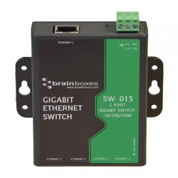 5 Port Gigabit Ethernet Switch =