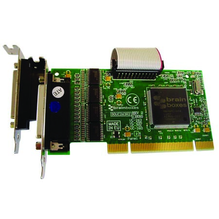 uc 263 lp upci 4xrs232 lpt printer port