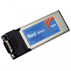 ExpressCard Serial RS232 and RS422/485 Adapter