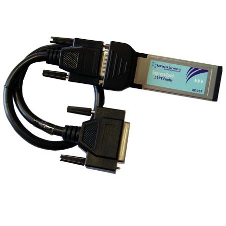 xc 157 expresscard lpt printer port