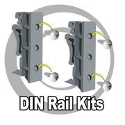 DIN Mounting Kits range