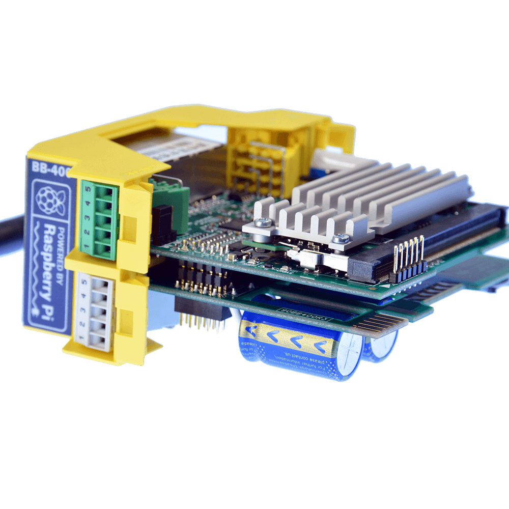 Industrial Edge Controller - Brainboxes - Industrial Ethernet IO and