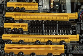 Slots PCIe