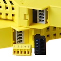Brainboxes Industrial Ethernet to serial servers can be easily rewired