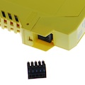 Brainboxes Industrial Ethernet to serial servers have redundant dual input power supply