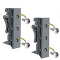 DIN rails and wall mountable