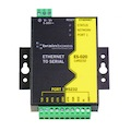IP30 rated rugged housing, means that the brainboxes serial over network device can operate in industrial environments