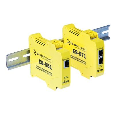 LAN to serial, RJ45 to serial, PLC, SCADA, automation, remote, control, PLZ, modem, BD9