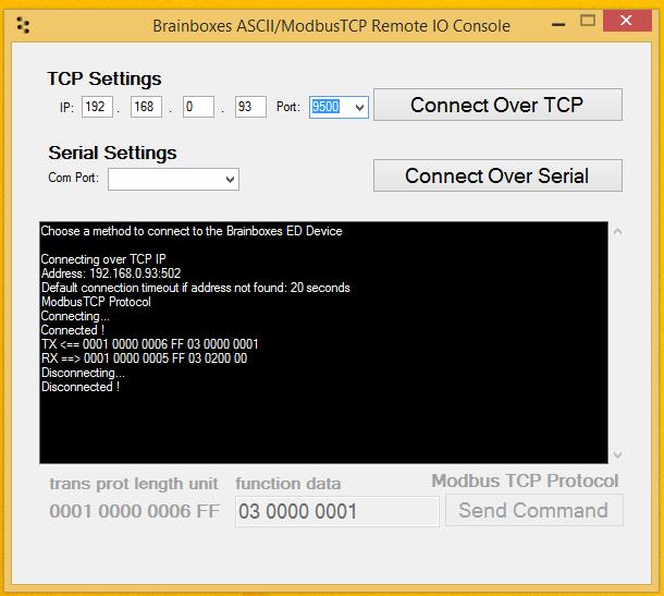 Windows Forms application written in C#